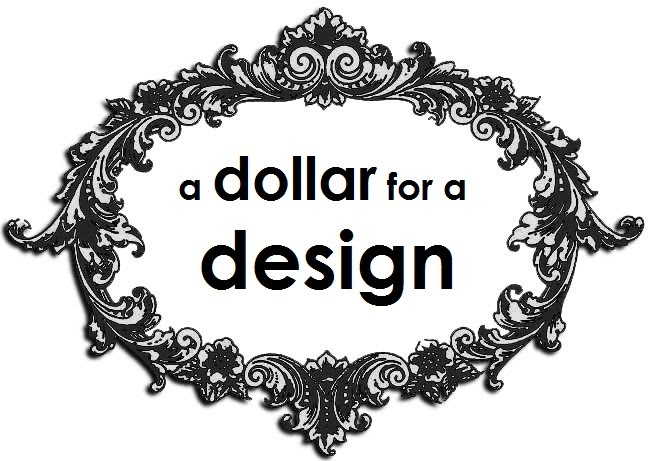 A Dollar for a Design