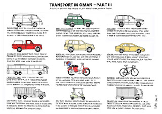 Transport in Oman - Part 3