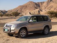 Toyota Prado Oman
