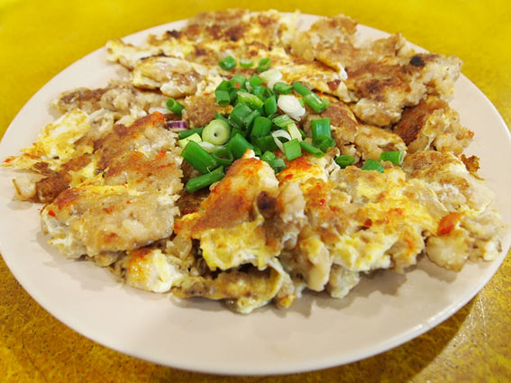 Chinese Fried Carrot Cake Recipe