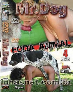 MR DOG FODA ANIMAL (PORNO ZOOFILIA)