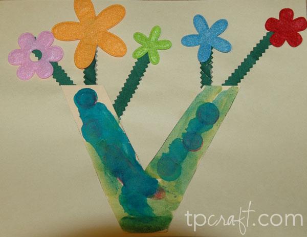 Tpcraft V Is For Vase