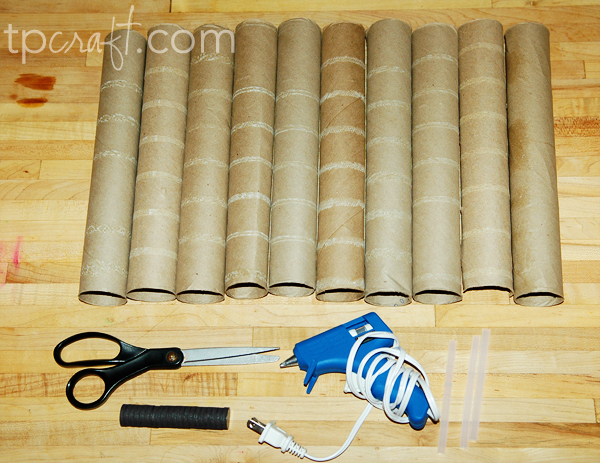 how to make a periscope out of paper towel rolls