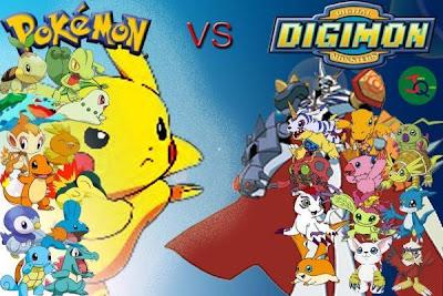 Pokemon ou Digimon?? P+x+d