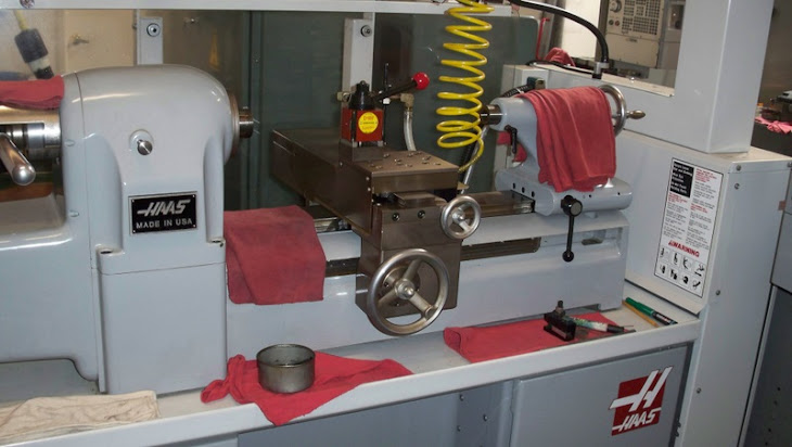 TOOLROOM LATHE