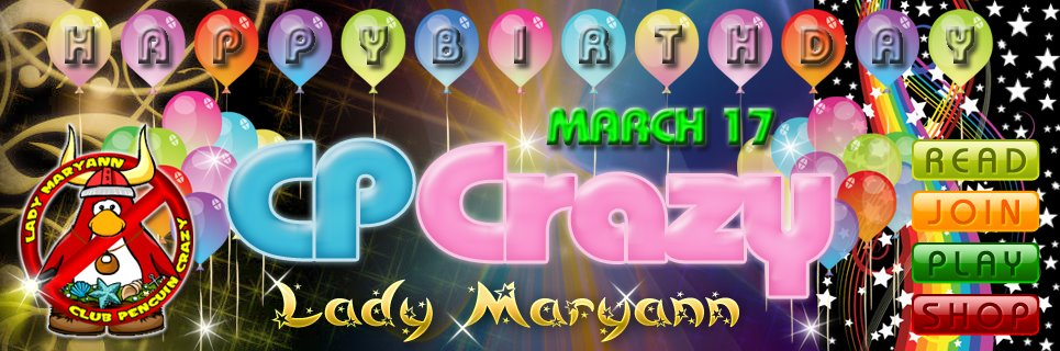 Club Penguin Crazy - Main