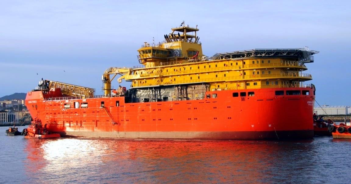 Fotos y videos de buques en vigo construccion del primer for Empresas de construccion en vigo