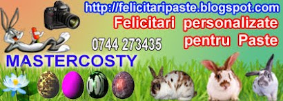 Felicitari  Paste