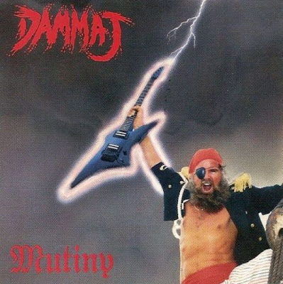 Album Covers that make you wonder what they were smoking DAMMAJ+%E2%80%93+Mutiny