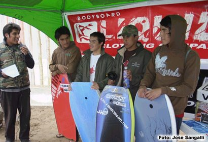 EL PASO INVITACIONAL 2008