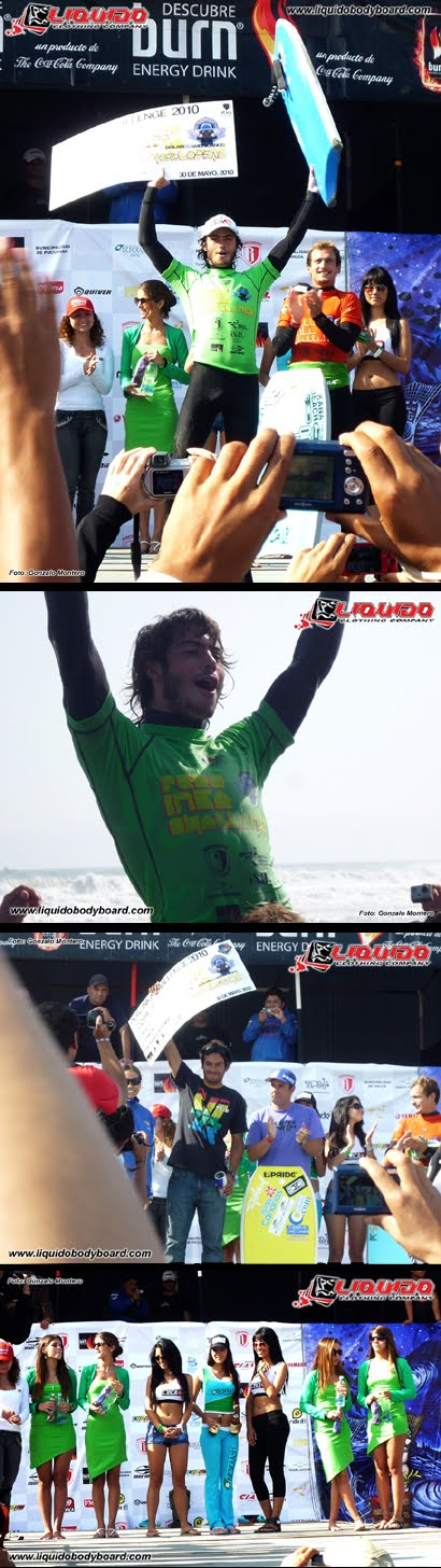 PIERRE LOUIS COSTES CAMPEON PIC 2010