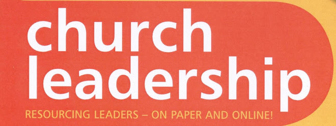 The CPAS Church Leadership Blog