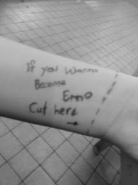 If You Wanna Become Emo Cut Here
