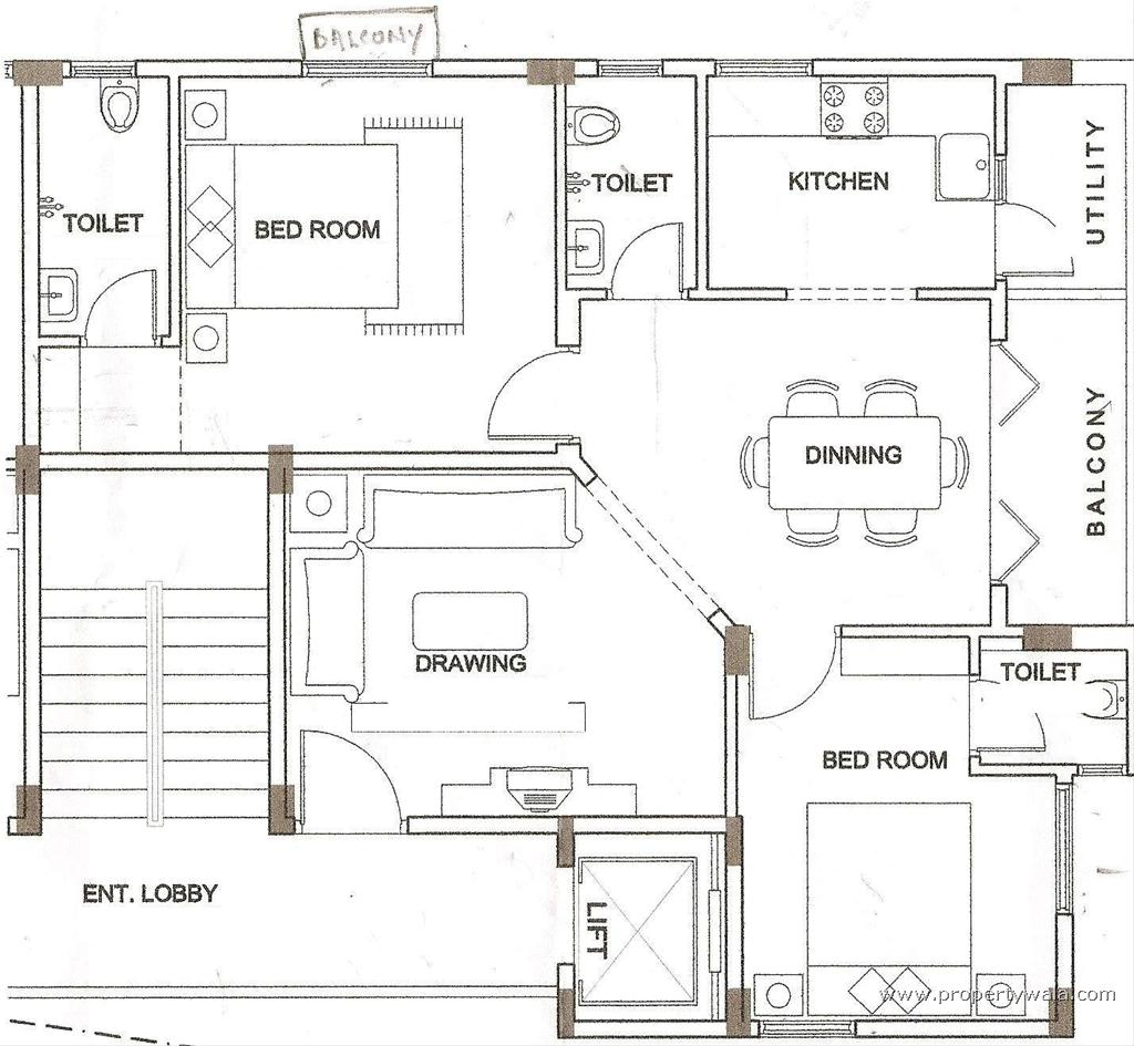 Free House Plans Drawings