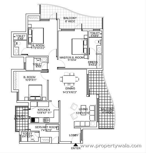 Gulmohar city kharar mohali chandigarh home plan floor plan map
