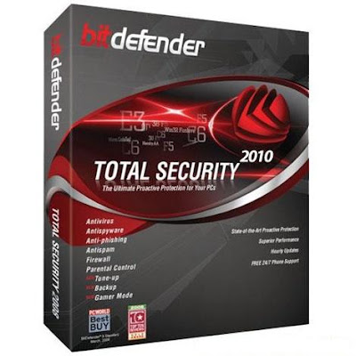 دانلود رایگان نسخه ی توتال سکیوریتی آنتی ویروس بیت دفندر BitDefender Total Security 2010 Build 13.0.20.347 32 Bit  FuN2Net.MiHaNbLoG.CoM