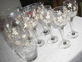 oslikane čaše by me...