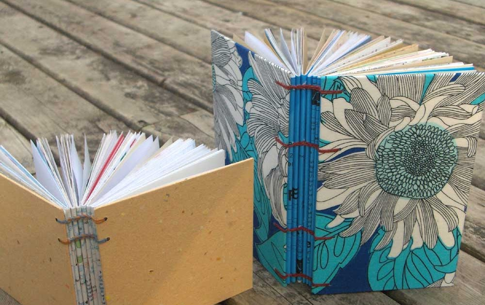 My Handbound Books Bookbinding Blog Making Books Out Of