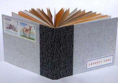 my handbound books bookbinding blog old mail