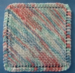 FREE KNITTING PATTERN IDIOTS DISHCLOTH - VERY SIMPLE FREE KNITTING PATTERNS