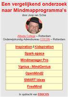 Onderzoek Mindmap-software