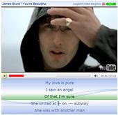 Klik hier om naar de website Lyrics Training te gaan