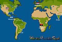 afbeelding van wereldkaart Wereldhandelsspel
