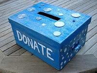 afbeelding over doneren