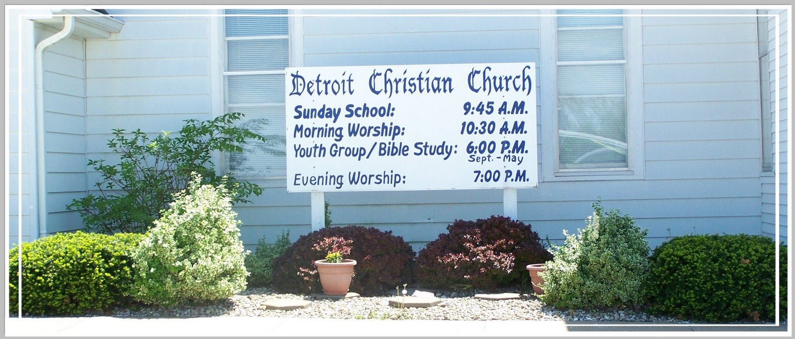 Detroit Christian Church