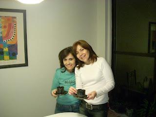 Viviana y Moni