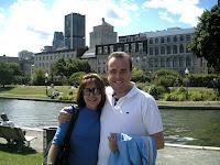 Old Montreal desde el puerto