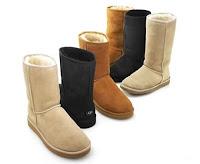 Las botas Ugg