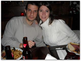 Adrian y Sole que nos invitaron ¡ídolos!