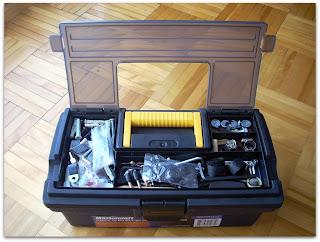 Nuestra humilde caja de herramientas