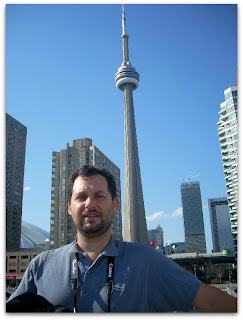 La mundialmente conocida Torre CN