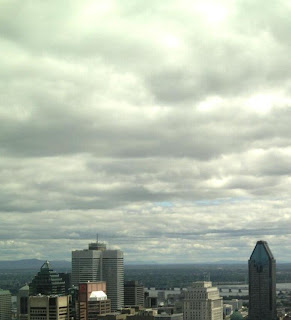 Un día nublado de verano