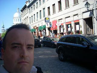 Una callecita del Old Town