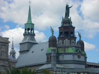 La capilla Notre-Dame-de-Bonsecours