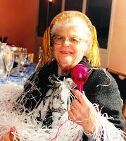 La abuela Tita... ¡feliz cumple!