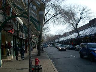 La calle St.Hubert