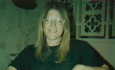 Deni at my house in 1969