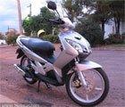 Teste Yamaha Neo CVT