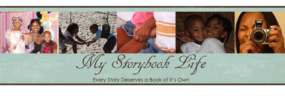 My Storybook Life with Heritage Makers