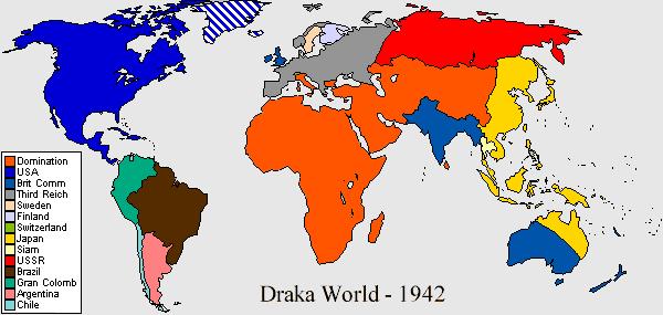 Domination of the draka
