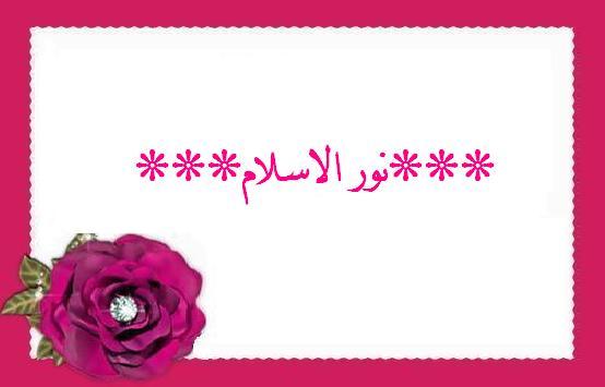 *نور الاسلام*