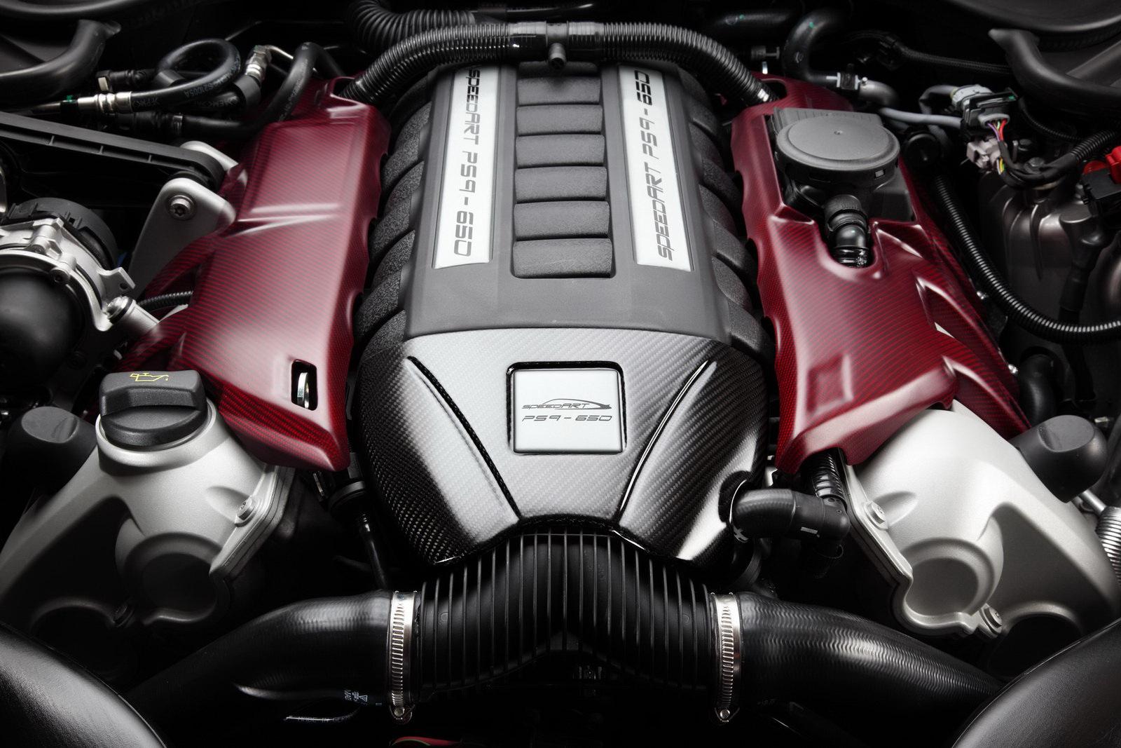 New Porsche Panamera Ps9 Unveiled At Essen Motor Show