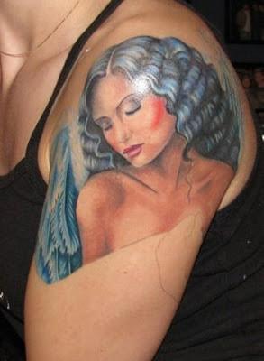 Big Fairy Tattoo