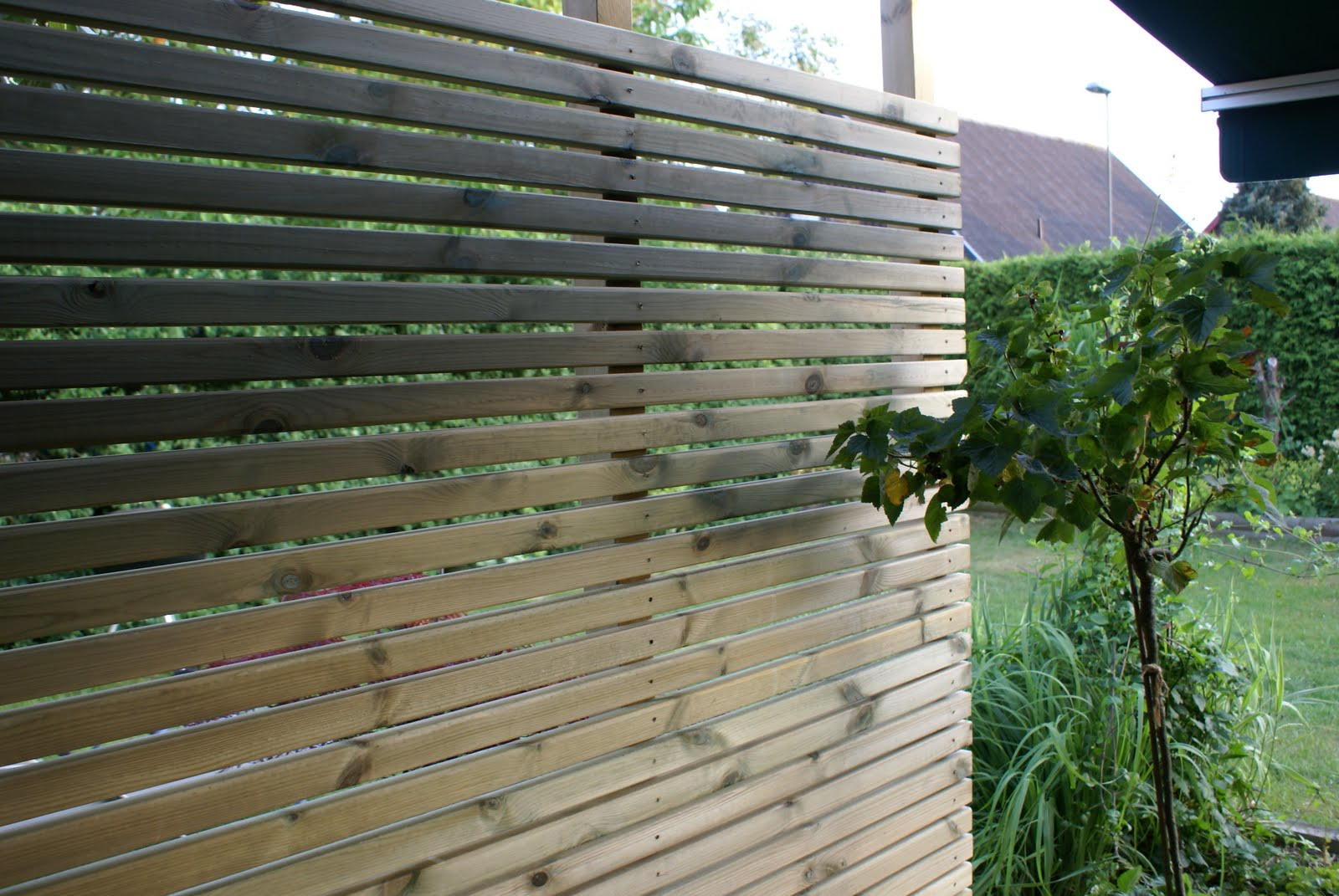 Trädgård plank trädgård : bolin of sweden: Nytt plank!