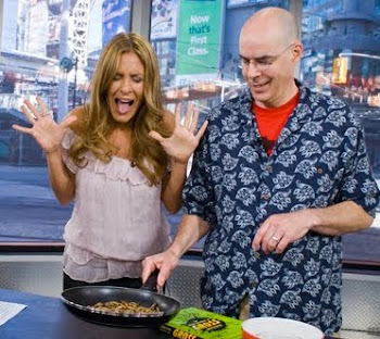 Want to see grossness on Breakfast Television in Toronto?
