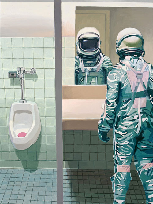 astronauts pee toilet - photo #24